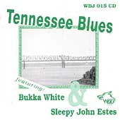 Bukka White: Tennessee Blues