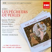 Bizet: Les P&ecirc;cheurs de Perles / Dervaux
