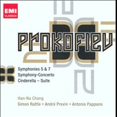 20th Century Classics: Prokofiev - Symphonies 5 & 7, Etc.