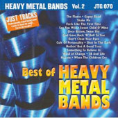 Karaoke: Karaoke: Heavy Metal Bands, Vol. 2