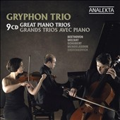 Great Piano Trios: Beethoven, Mozart and Schubert / Gryphon Trio