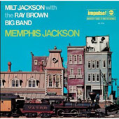 Milt Jackson/Ray Brown (Bass): Memphis Jackson