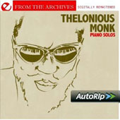 Thelonious Monk: Piano Solos: From the Archives
