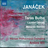 Jan&#225;cek: Taras Bulba; Lachian & Moravian Dances / Warsaw PO - Wit