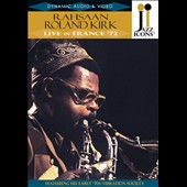 Rahsaan Roland Kirk: Jazz Icons: Live in France 1972