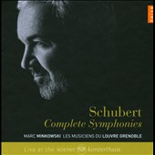 Schubert: Complete Symphonies / Minkowski
