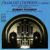 Couperin: Mass for Parish Services / Robert Noehren