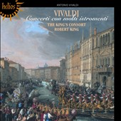 Vivaldi: Concerti con Molti Istromenti / The King's Consort