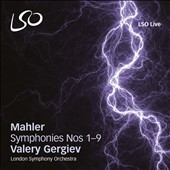 Mahler: Symphonies 1-9 / Valery Gergiev, London Symphony Orchestra