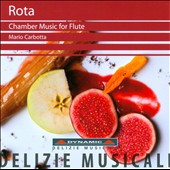 Nino Rota: Chamber Music for Flute / Mario Carbotta, flute