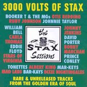 Various Artists: 3000 Volts of Stax