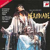Massenet: H&#233;rodiade - Highlights / Gergiev, Domingo, Fleming