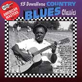 Various Artists: Arhoolie Presents American Masters, Vol. 1: 15 Down Home Country Blues Classics