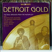 Various Artists: Detroit Gold: '70s Soul Grooves from the Motor City