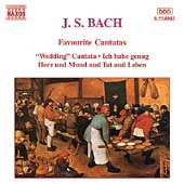 Bach: Favourite Cantatas - 