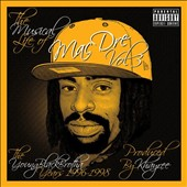 Mac Dre: The  Musical Life of Mac Dre, Vol. 3: The Young Black Brotha Years 1996-1998 [PA]