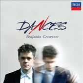 Dances - music of J.S. Bach, Chopin, Scriabin, Granados, Albeniz, Gould / Benjamin Grosvenor, piano