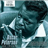 Oscar Peterson: Oscar Peterson and Friends