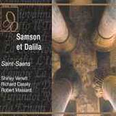 Saint-Sa&euml;ns: Samson et Dalila / Verrett, Cassily, Massard