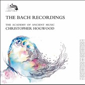 The Bach Recordings / Christopher Hogwood & The Academy of Ancient Music [20 CDs]