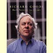 Bach: Partitas no 4, 2, and 5 / Richard Goode