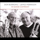 Don Burrows/James Morrison (Brass): In Good Company
