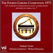 Van Cliburn Competition Retrospectives Vol 7 - 1973