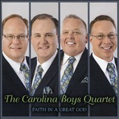 The Carolina Boys Quartet: Faith in a Great God
