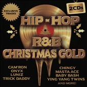 Various Artists: Black Santa Claus-Hip Hop & R&B Christmas