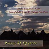 Salamat Ali Khan: Voices of Spheres