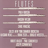 Flutes - Paula Robison, Ransom Wilson, Carol Wincenc