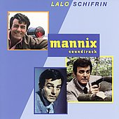 Lalo Schifrin (Composer): Mannix [Original Soundtrack] [Remaster]