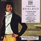 Boieldieu: Harp Concerto, etc / Perrin, Navarre, Pauchet