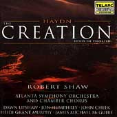 Haydn: The Creation / Shaw, Atlanta SO & Chorus
