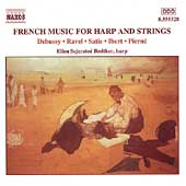 French Music for Harp and Strings - Ravel, et al / Bodtker