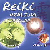 Llewellyn (New Age): Reiki Healing Journey, Vol.1