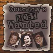 Various Artists: Country's Most Wanted [2002 Columbia River]