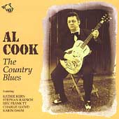 Al Cook: The Country Blues