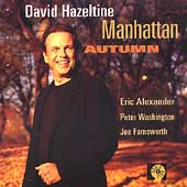 David Hazeltine: Manhattan Autumn