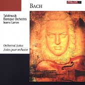 Bach: Orchestral Suites /Lamon, Tafelmusik Baroque Orchestra