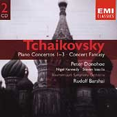 Gemini - Tchaikovsky: Piano Concertos / Barshai, Donohoe