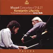 Mozart: Piano Concertos no 21 and 27 / Lifschitz, et al