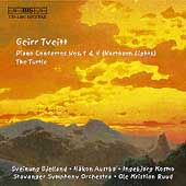 Tveitt: Piano Concertos no 1 & 4, The Turtle / Ruud, et al
