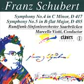 Schubert: Complete Symphonic Works Vol 3 / Viotti, et al