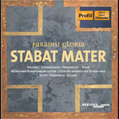 Stabat Mater - Penderecki, Poulenc, Szymanowsky