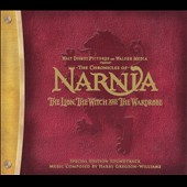 Harry Gregson-Williams: The Chronicles of Narnia: The Lion, the Witch and the Wardrobe [Special Edition CD/DVD] [Digipak]
