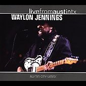 Waylon Jennings: Live from Austin TX, 1989