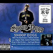Snoop Dogg: R&G (Rhythm & Gangsta): The Masterpiece [Limited Tour Edition] [PA]