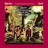 Lassus: Penitential Psalms / Henry's Eight