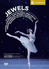 Jewels: George Balanchine Choreography / Lopatkina, Zelensky, Golub [DVD]